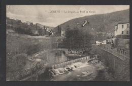 DF / 34 HERAULT / LODÈVE / LA LERGUE AU PONT DE CELLES - Lodeve