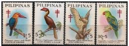 Filippine/Philippines: Uccelli Diversi, Différents Oiseaux, Different Birds - Oiseaux