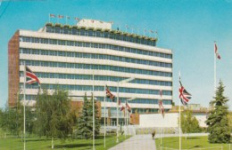Canada City Hall Edmonton Alberta - Edmonton