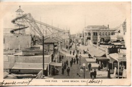 Etats Unis. Long Beach. The Pike - Long Beach