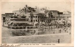 Etats Unis. Long Beach. Bath House On The Pike - Long Beach
