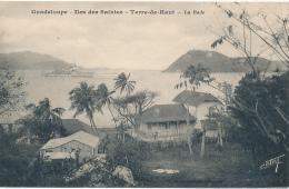 Guadeloupe - Iles Des Saintes - Terre-de-Haut - La Rade -- By Catan - Circa 1910 - Otros