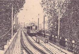 Esposizione Di Milano : Ferrovia Elevata ( Viadotto ) - Milano (Milan)