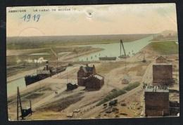 Zeebrugge -  In Frans - Le Canal De Bruges- 1919 - Zeebrugge