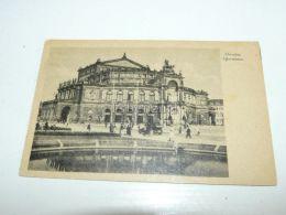 Dresden - Opernhaus Germany - Dresden
