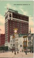 Etats Unis. Hotel Washington. Indianapolis - Indianapolis
