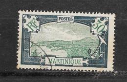 Types De 1908-18 : N°121 Chez Y Et T. (Voir Commentaires) - Oblitérés
