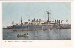 Marina Italiana - Corazzata Italia - Italie