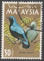 Malaysia. 1965 Birds. 30c Used. SG 21 - Malaysia (1964-...)