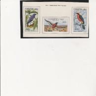MALI - POSTE AERIENNE  - OISEAUX N° 2 A 3 NEUF X ANNEE 1960  COTE : 34 € - Mali (1959-...)
