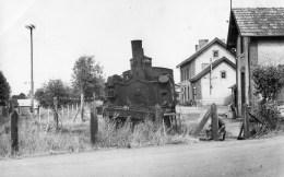 Orne - TINCHEBRAY Photo, Cliché Du 15 Juillet 1954 Cliché Schnabel N° 2926 - Trenes