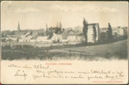 C.V. (photographe Jupertz) PANORAMA D´ETTERBEEK Expédiée Le 27 Septembre 1902 Vers Uccle.  TB  - 11099 - Etterbeek