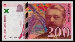 France 200 Francs 1999 UNC - 1992-2000 Laatste Reeks