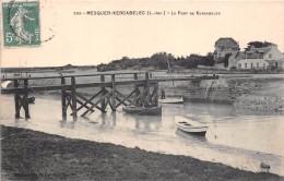 ¤¤  -  390   -  MESQUER - KERCABELEC   -   Le Port De Kercabelec   -  ¤¤ - Mesquer Quimiac