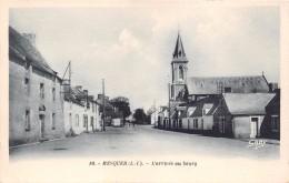¤¤  -  58   -  MESQUER -  L'Arrivée Au Bourg   -  ¤¤ - Mesquer Quimiac