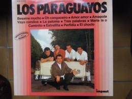 Los Paraguayos Con Luis Alberto De Parana - World Music