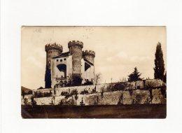 """61100    Italia,   Valli D""""Aosta, Val Di Cogne,  Anymaville M. 646,  Il  Castello Ann. 1357 Mon. Nazionale,  VG  1927 - Italia"""