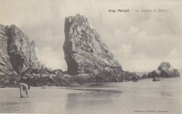29  Finistère  -  Morgat  ,  Les  Aiguilles  Du  Portzic - Morgat