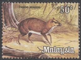 Malaysia. 1979 Animals. 50c Used. SG 192 - Malaysia (1964-...)