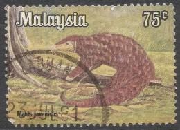 Malaysia. 1979 Animals. 75c Used. SG 193 - Malaysia (1964-...)