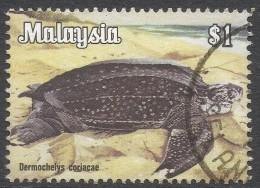 Malaysia. 1979 Animals. $1 Used. SG 194 - Malaysia (1964-...)