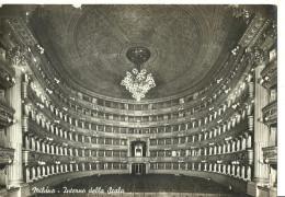 """Milano (Lombardia) Teatro Alla Scala, Theatre """"La Scala"""", Interno Del Teatro Vuoto (Senza Spettacoli) - Inside - Milano"""