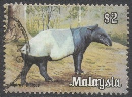 Malaysia. 1979 Animals. $2 Used. SG 195 - Malaysia (1964-...)