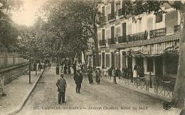 LAMALOU LES BAINS AVENUE CHARCOT HOTEL DU NORD - Lamalou Les Bains