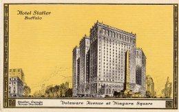 Hotel Statler, Buffalo - Buffalo