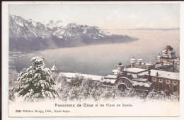 Montreux - Caux - VD Waadt