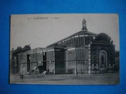 HAZEBROUCK  -  59  -  Les Halles  -  Nord - Hazebrouck