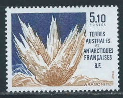 TAAF - 1989 - TAAF - Mineraux  - N°  153  - Neufs ** - MNH - Nuovi