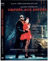 Jacques Offenbach - Orphée Aux Enfers / Dessay, Naouri, Fouchécourt, Beuron, Minkowski, Pelly OPERA DE LYON 1997 - Classic