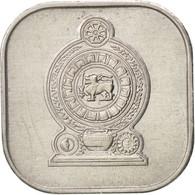 Sri Lanka, 5 Cents, 1978, SPL, Aluminum, KM:139a - Sri Lanka
