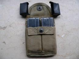 Porte Chargeurs, Chargeurs USM1 ,cartouches Neutralisées Et Capuchons Protection - Decorative Weapons