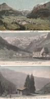 Lot 3 CPA  Suisse Engelberg  Non Circulées - OW Obwald