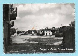 Cerano - Strada Circonvallazione - Novara