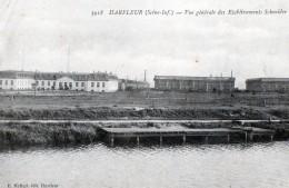[76] Seine Maritime> Harfleur Vue Generale Des Etablissement Schneider - Harfleur