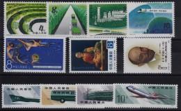 Chine - 5 Series - 1980 - *** Mnh - 1949 - ... Repubblica Popolare