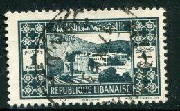 Grand Liban Y&T N°164 Oblitéré - Gran Libano (1924-1945)