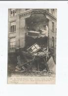 ANVERS 80 LA GRANDE GUERRE 1914 FACADE D'UNE MAISON BOMBARDEE RUE DES 3 ROIS 1915 - Antwerpen