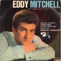 EP 45T EDDY MITCHELL - Discos De Vinilo