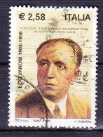 2003  EZIO VANONI  2,58 €   USATO - 6. 1946-.. Repubblica