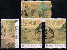 Taiwan, Michel# O - 1945-... República De China