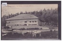 FERME OPPLIGER - LA DAME - TB - NE Neuchâtel