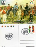 NAPOLI -2010 - Giorno Dell'Unità Nazionale E Giornata Delle Forze Armate -Garibaldi E Il Suo Stato Maggiore - - Storia