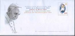 2016 Vaticano, Busta Filatelica, Serie Completa Nuova (**) - Interi Postali