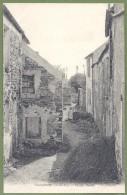 CPA - YVELINES - GARGENVILLE - VIEILLE RUELLE - A. Bourdier Imp.éditeur - Gargenville