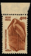 India Inde Indien 2001 ** MNH. Painted Stork Tantale Indien Buntstorch - Storchenvögel