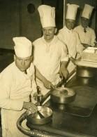 France Paris Concours MOF Guyet Vierstein André & Pons Ancienne Photo 1948